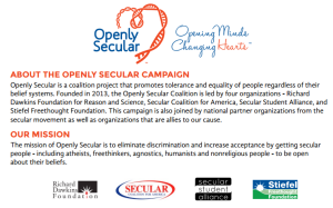 OpenlySecular - About
